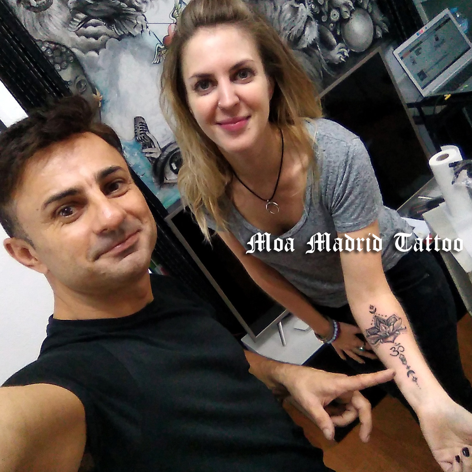 Tu mejor tattoo en Moa Madrid Tattoo